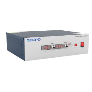 QP-FDM 20mA 1200w Electrostatic electret equipment for melt blown fabric