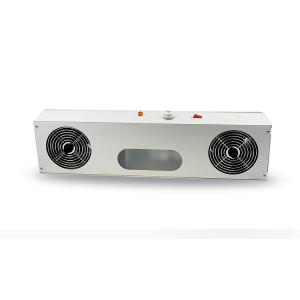 Overhead double fan QP-FA-II ionizer air blower fan