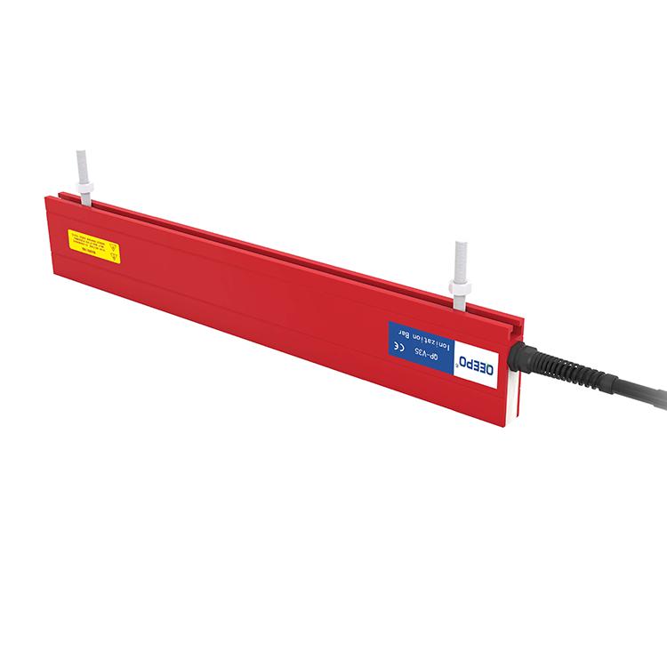 QP-V35 Electrostatic generator bar for Electrostatic adsorption Featured Image