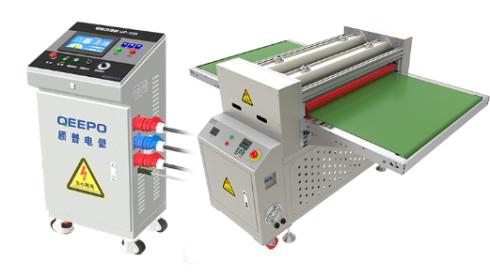 [Export]Qipu electrostatic QP-CHSF flat double sided corona machine