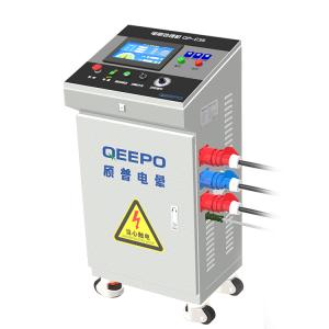 QP-MP Sheet corona treatment machine